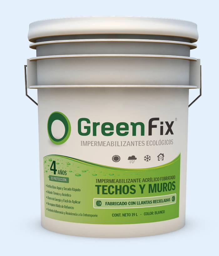 GreenFix 4 Años