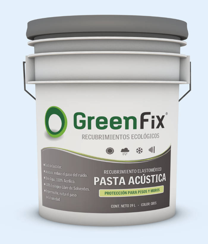 GreenFix Pasta Acústica