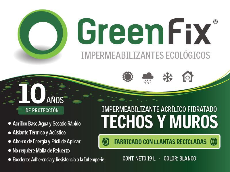 GreenFix 10 Años