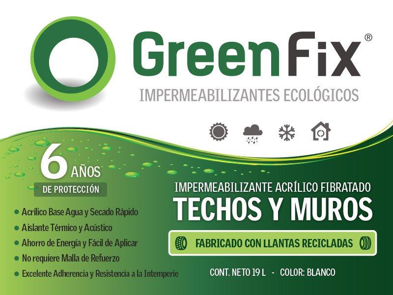 GreenFix 6 Años